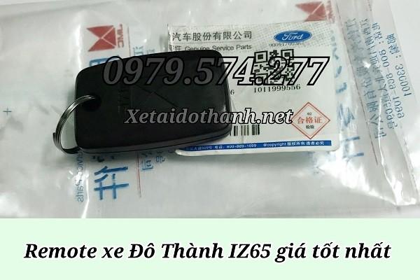Phụ Tùng Đô Thành: Remote Xe Tải IZ65 Chính Hãng 1