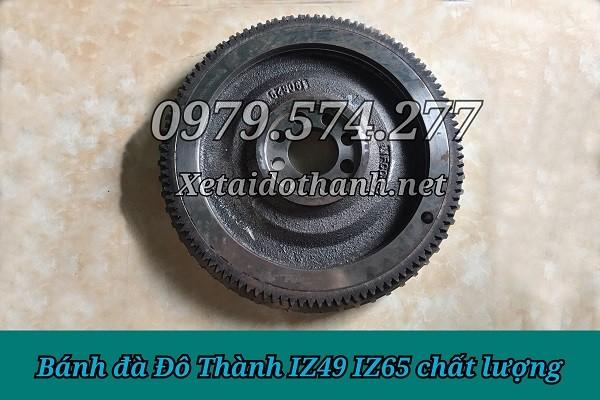 Phụ Tùng Đô Thành: Bánh Đà Xe Tải IZ49 IZ65 Giá Tốt 1