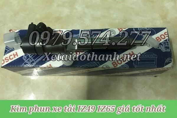 Béc Phun Nhiên Liệu Xe Tải IZ49 IZ65 Giá Tốt - Phụ Tùng Đô Thành 1