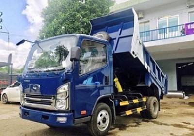 Xe Ben Daehan Tera 240 - 2 Tấn ( Hạ tải vào thành phố )