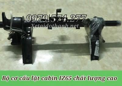 Phụ Tùng Đô Thành: Bộ Cơ Cấu Lật Cabin Xe Tải IZ65