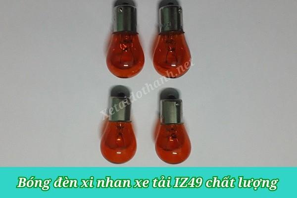 Bóng đèn xi nhan xe tải Đô Thành IZ49 - Phụ Tùng Xe Tải Đô Thành Chất Lượng Cao 1