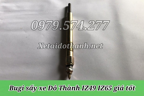 Bugi Sấy Xe Tải IZ49 IZ65 Giá Tốt - Phụ Tùng Đô Thành 1