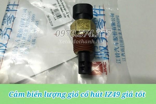 Phụ Tùng Đô Thành: Cảm Biến Lượng Gió Cổ Hút IZ49 IZ65 1