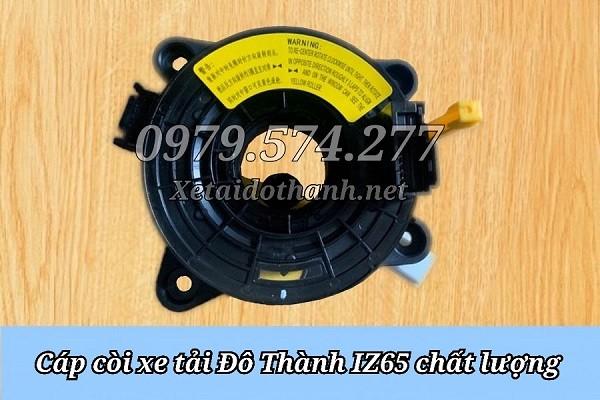 Cáp còi xe tải IZ65 IZ49 - Phụ Tùng Đô Thành 1