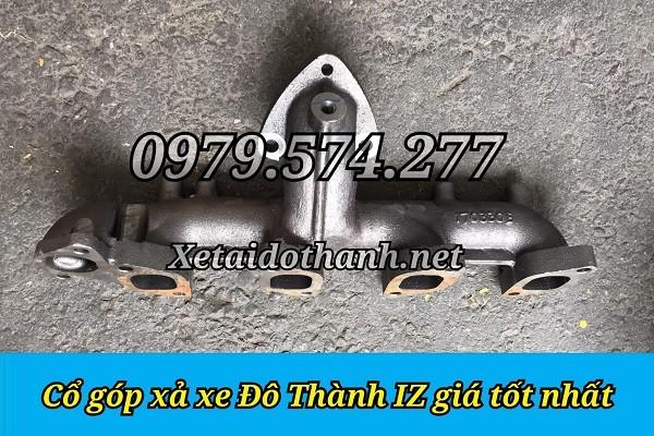 Cổ Góp Xả Xe Tải IZ49 IZ65 Giá Tốt - Phụ Tùng Đô Thành 1