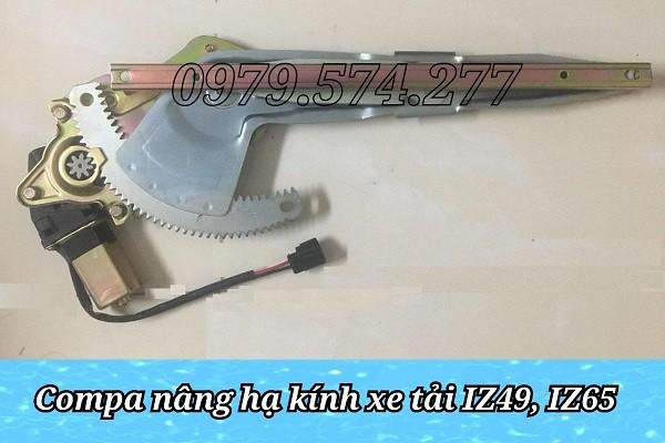 Compa Nâng Hạ Kính Xe Tải IZ49, IZ65 - Phụ Tùng Đô Thành Giá Tốt 1