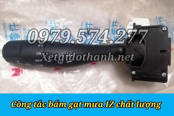 Công Tắc Bấm Gạt Mưa Xe Tải IZ49 IZ65 - Phụ Tùng Đô Thành 1