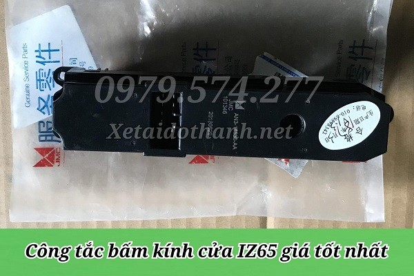 Công Tắc Bấm Kính Xe Tải IZ65 Giá Tốt - Phụ Tùng Đô Thành 1