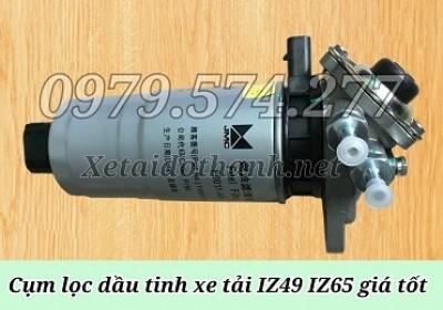 Cụm Lọc Dầu Tinh Xe Tải IZ49 IZ65 Giá Tốt - Phụ Tùng Đô Thành