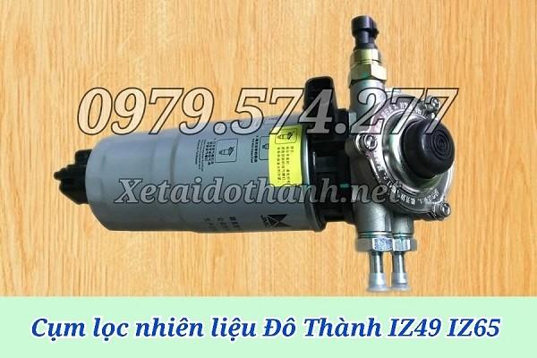 Cụm Lọc Dầu Tinh Xe Tải IZ49 IZ65 Giá Tốt - Phụ Tùng Đô Thành 1