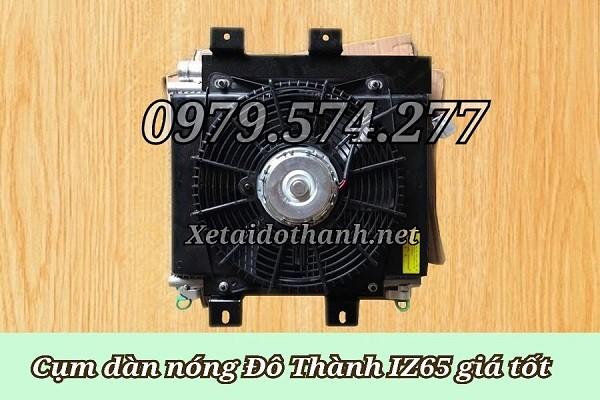 Dàn Nóng Xe Tải IZ65 Giá Tốt - Phụ Tùng Đô Thành 1