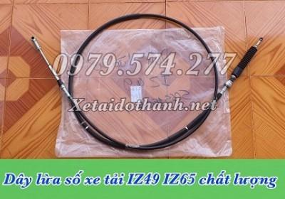 Dây Lừa Số Xe Tải IZ49 IZ65 IZ68 IZ200 IZ650 Giá Tốt - Phụ Tùng Đô Thành