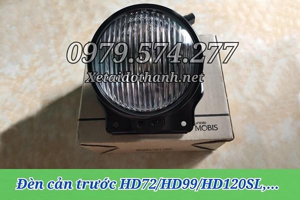 Đèn Cản Xe Tải HD72 HD99 HD120SL HD110S HD800 - Phụ Tùng Hyundai 1