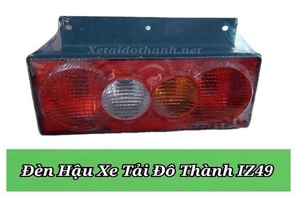 Đèn Hậu xe tải Đô Thành IZ49 - Phụ Tùng Hyundai Đô Thành Chất Lượng 1