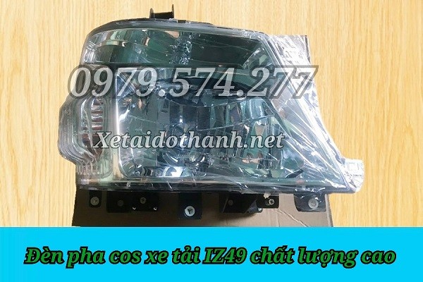 Đèn Pha Xe Tải IZ49 Giá Tốt - Phụ Tùng Đô Thành 1