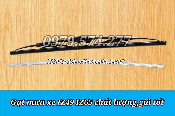 Phụ Tùng Đô Thành: Gạt Mưa Xe Tải IZ49 IZ65 Giá Tốt 1