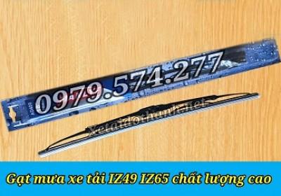 Phụ Tùng Đô Thành: Gạt Mưa Xe Tải IZ49 IZ65 Giá Tốt