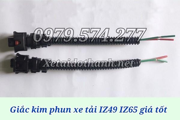 Giắc Kim Phun Xe Tải IZ49 IZ65 Giá Tốt - Phụ Tùng Đô Thành 1