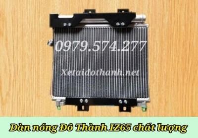 Dàn Nóng Xe Tải IZ65 Giá Tốt - Phụ Tùng Đô Thành