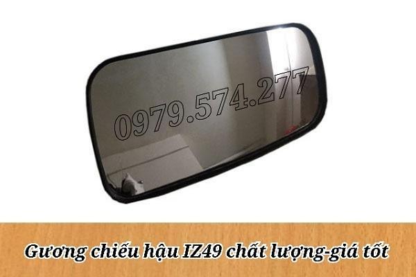 Gương Chiếu Hậu Xe Tải IZ49 Giá Tốt - Phụ Tùng Đô Thành 1