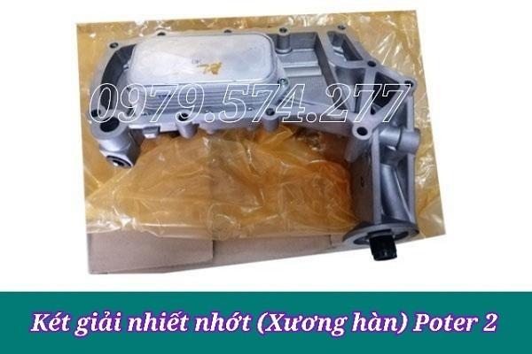 Phụ Tùng Hyundai: Két Giải Nhiệt (Xương Hàn) Hyundai Porter 2, Starex Giá Tốt 1