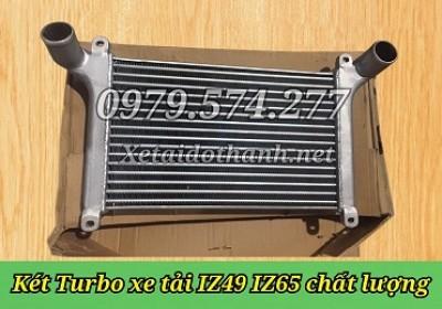 Két Gió Turbo Xe Tải IZ49 IZ65 Giá Tốt - Phụ Tùng Đô Thành