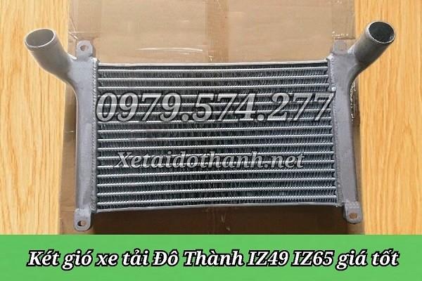 Két Gió Turbo Xe Tải IZ49 IZ65 Giá Tốt - Phụ Tùng Đô Thành 1