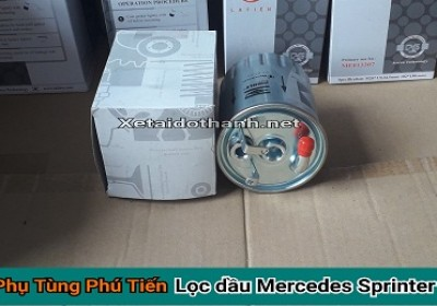 Lọc dầu Diesel Mercedes Sprinter