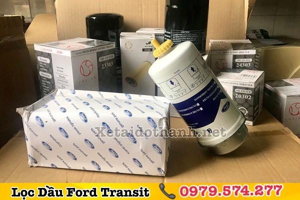 Lọc dầu Ford Transit - Không ren 1