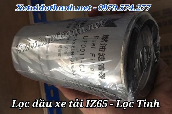 Lọc dầu xe tải IZ65 - Phụ tùng Đô Thành giá rẻ 1
