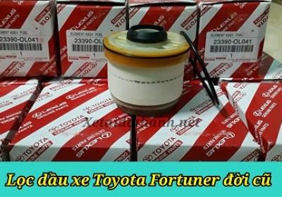 Lọc dầu xe Toyota Fortuner