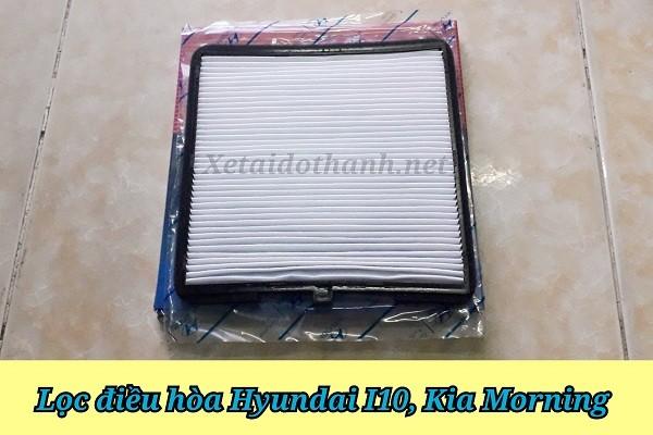 Lọc gió điều hòa Kia Moring, Hyundai I10 giá tốt 1