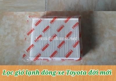 Lọc gió điều hòa Toyota - Phụ Tùng Toyota