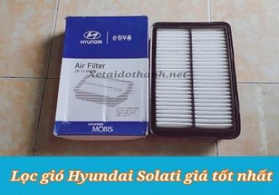 Lọc gió động cơ Hyundai Solati - Phụ tùng Hyundai chất lượng