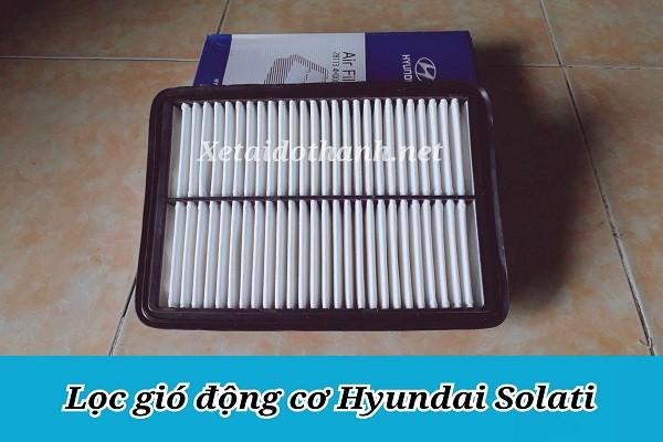 Lọc gió động cơ Hyundai Solati - Phụ tùng Hyundai chất lượng 1