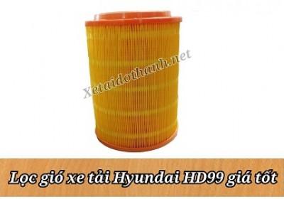 Lọc gió xe tải Hyundai HD99 - Phụ Tùng Xe Tải Chính Hãng