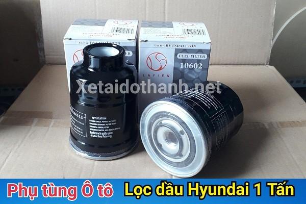 Lọc dầu Hyundai 1 Tấn - 10602 1