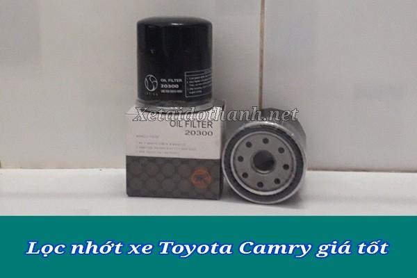 Lọc nhớt Toyota Camry - 20300 1