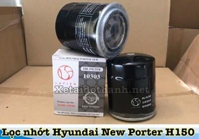 LỌC NHỚT XE TẢI HYUNDAI NEW PORTER H150 - 10303