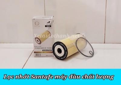 Lọc nhớt Hyundai Santafe Máy dầu (Đời mới) - 10C06