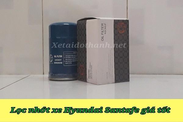 Lọc Nhớt Hyundai Santafe New - 10307 1