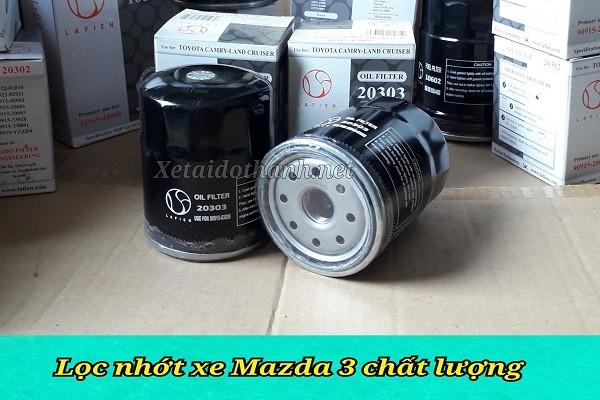 Lọc nhớt xe Mazda 3 - 20303 1