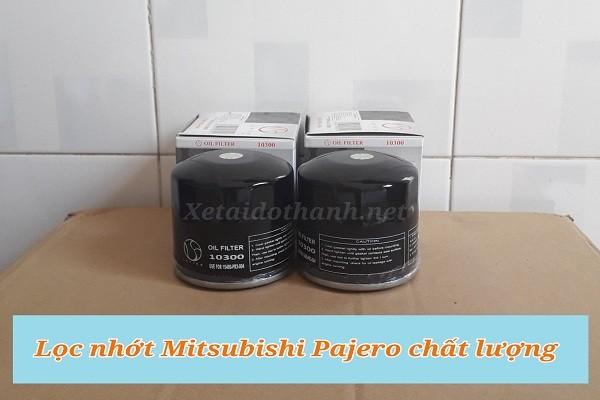 Lọc Nhớt Mitsubishi Pajero - 10300 1