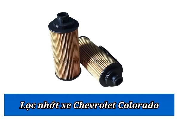 Lọc nhớt Chevrolet Colorado - Phụ Tùng Ô Tô Phú Tiến 1