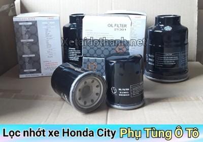 Lọc nhớt xe Honda City - 21301