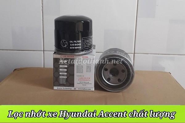 Lọc Nhớt Hyundai Accent - 10300 1