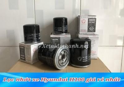 Lọc nhớt xe Hyundai H100 1 tấn - 10303
