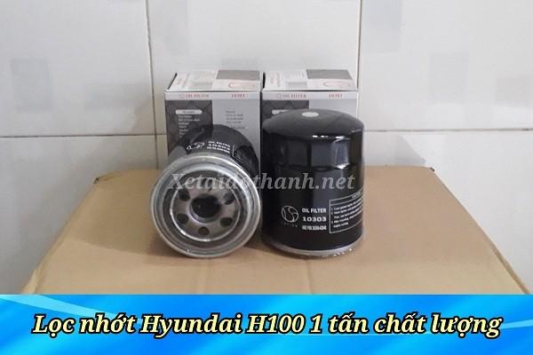 Lọc nhớt xe Hyundai H100 1 tấn - 10303 1