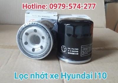 Lọc nhớt xe Hyundai I10 - 11306